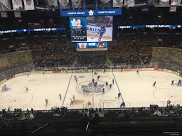 Scotiabank Maple Leafs Seating Chart Scotiabank Arena Section 309 Toronto Maple Leafs
