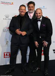 Australia s A list step out for the Logie Awards Daily Mail Online