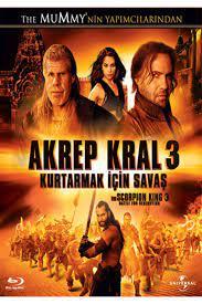 Universal Akrep Kral 3 - Scorpion King 3 Blu Ray Disc Fiyatı, Yorumları -  TRENDYOL