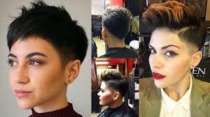 Short Haircuts And Hairstyles 2018 Short Hair Cuts Women Womens