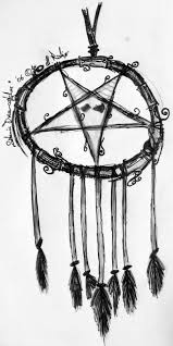 Dream Catcher Satanic Satanic Dreamcatcher by Tyziel on DeviantArt 1