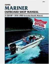 17 beste ideeà n over mercury outboard op clymer mercury outboard work shop repair manual 2 220 hp 1976 1989 service book