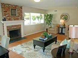 living room with brick fireplace paint colors living room brick wall with fireplace paint colors decorating