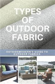 Types Of Outdoor Fabric Outdura Vs Sunbrella Olefin
