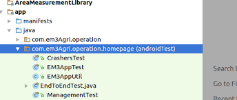 multiple test android how to execute espresso multiple test classes separately