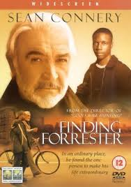 "use of racism in ""finding forrester"" comment hannah´s blog advertisements"