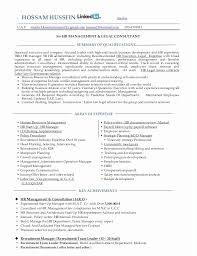 Sample Resume Free Stunning Operations Manager Sample Resume New 48 Operations Manager Resume