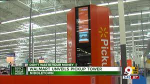 Middletown Walmart Why Walmart Is Putting Giant Towers In Stores