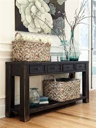 Awesome Sofa Table Design Ideas Contemporary Decorating Interior