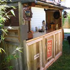 diy patio bar. Architecture How To Build A Backyard Tiki Bar Plans Bars And In Diy Patio Decorations 9 1