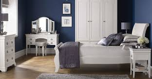 Trendy Design Ideas Cheap White Bedroom Furniture Fascinating King ...