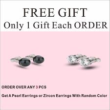 JXXGS <b>Brass Jewelry</b> Women <b>Earrings</b> Pearl <b>Earrings 2019</b> Black ...