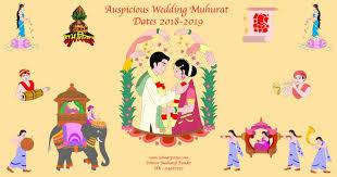 Boy Or Girl Calendar Chart From Hindu Shastra Auspicious Wedding Dates Hindu Vivah Muhurat 2018 2019