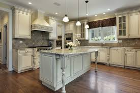 Dazzling Custom White Kitchen Cabinets Gorgeous Photos Of Decor