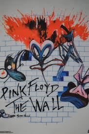 pink floyd the wall by dinkok on pink floyd the wall artwork artist with pink floyd the wall by dinkok on deviantart