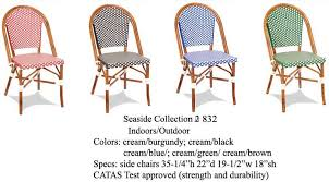 french cafe chairs rattan. latest bamboo bistro chairs with french cafe rattan parisian