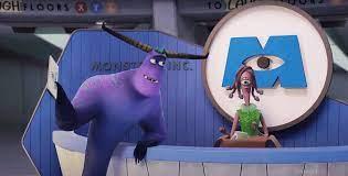 """Disney+ Series """"Monsters at Work ..."""