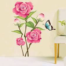 purple wall stickers flowers also wall decor stickers flowers as well as red wall stickers flowers