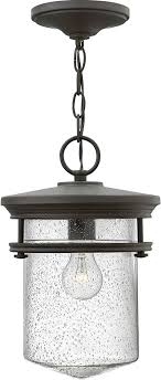 hinkley 1622kz hadley buckeye bronze outdoor pendant lighting loading zoom