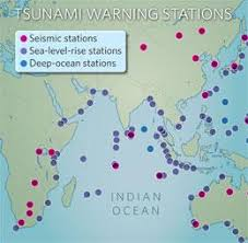this system consist of two main parts: Tsunami Watch Nature News