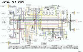 kawasaki z 750 wiring diagram kawasaki download wirning diagrams klr 650 wiring diagram at Ex500 Wiring Diagram