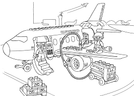 Small Picture Lego City Police Coloring Pages Virtrencom