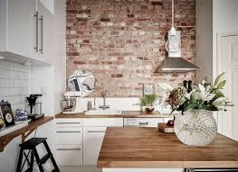 brick flooring for kitchen floor withrown red white tile and photos