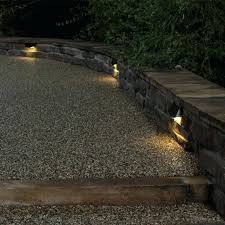 retaining wall lighting crafts home with light plan lights outdoor in designs led desi retaining wall lights