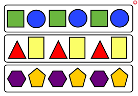 Shape Patterns Gorgeous Maths In Reception Starbank Blog