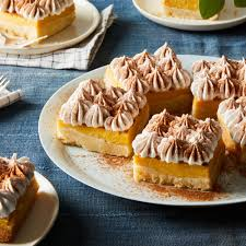 Peruvian Desserts Peruvian Shortbread Bars Are A Cross Between A Pie A