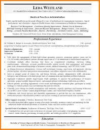 9 Healthcare Resume Objectives Applicationleter Com