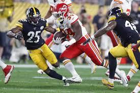 Steelers Depth Chart 53 Man Projection Artie Burns Making