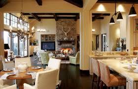 choosing a floor plan open living room