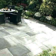outdoor slate tile garden flooring backyard flooring ideas backyard floor ideas outdoor slate tile flooring options