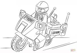 Lego Coloring Pictures With Police Pages Also Snowspeeder Kids