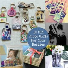 for the besties 10 unique diy photo crafts to chronicle your for diy gifts for friends