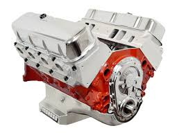 496 Stroker Base Engine 600+ HP
