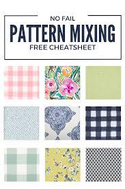 Pattern Mixing Enchanting Pattern Mixing 48 How To Mix Patterns Like A Pro