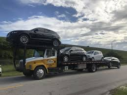 Freightliner 4 car carrier. Rollback. Wrecker. Tow truck. Trade ...