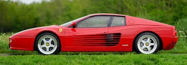 The 512tr responded far better when driven hard, and the f512m was finer still. Ferrari F 512 M Testarossa 1996 Welcome To Classicargarage