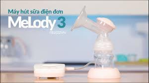 Máy hút sữa điện đơn Melody 3 - FB1022VN | Hướng dẫn vệ sinh và tiệt trùng