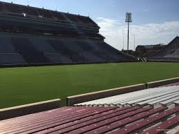 Oklahoma Memorial Stadium Section 9 Rateyourseats Com