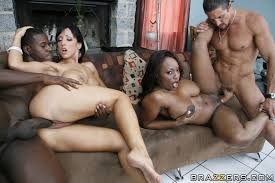 Interracial cuckold wife swap
