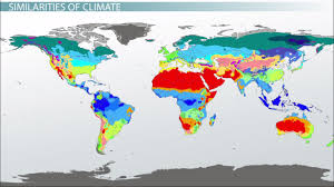 Climates Major Climates In Africa The Middle East Video Lesson