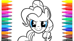Small Picture My Little Pony Coloring Pages Pinkie Pie 8843 Coloring Coloring