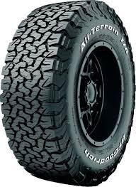 4 BF Goodrich All-Terrain T/A KO2 Tires 275/55-20 2755520 275 ...