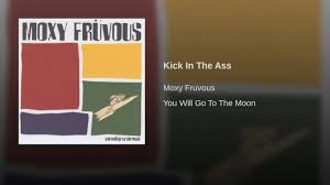 Fruvous kick in the ass