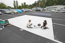Light Colored Asphalt Parking Lot Science Is Black Best Berkeley Lab