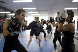 boxing kickboxing
