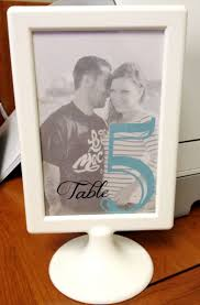 tolsby frame wedding diy elegant table number picture frames coloring pages